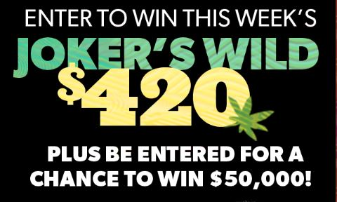 Snoop Dogg's Joker's Wild Sweepstakes
