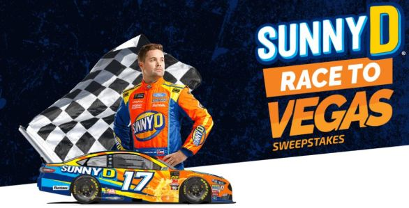 SunnyD Race to Vegas Sweepstakes
