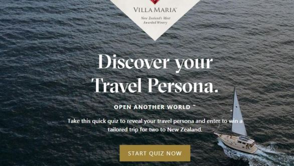 Villa Maria Wine Sweepstakes