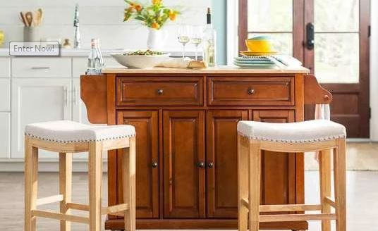 Bob Vila $2,000 Home Furnishing Giveaway