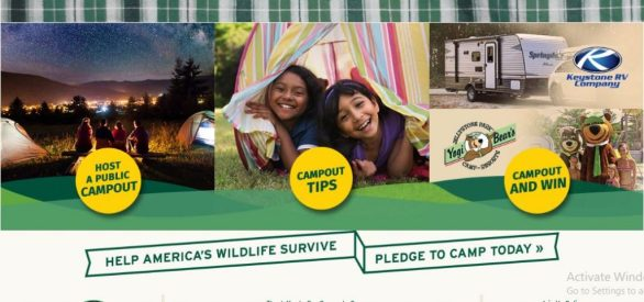 Great American Campout Sweepstakes
