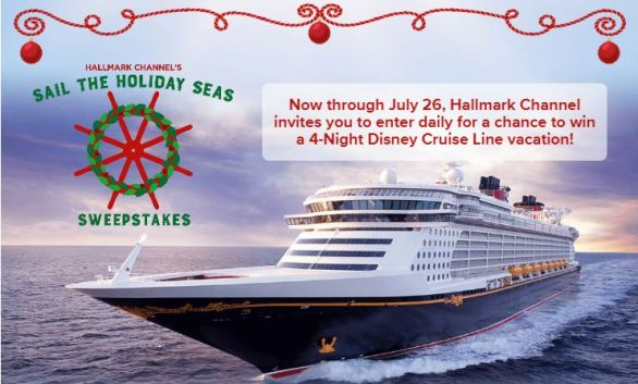 Hallmark Channel Sail the Holiday Seas