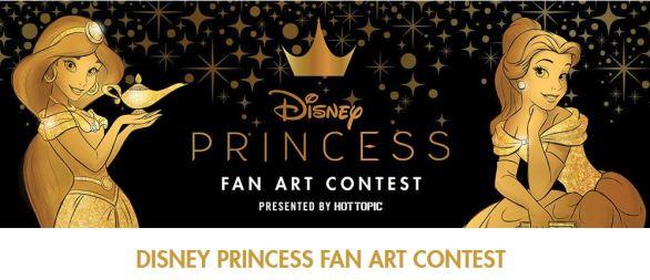 Hot Topic Disney Princess Contest