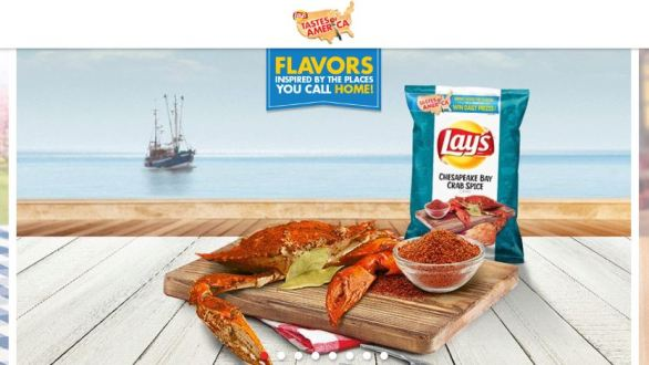 Lay's Tastes Of America Sweepstakes