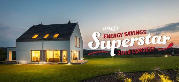 Lennox Energy Savings Superstar Contest