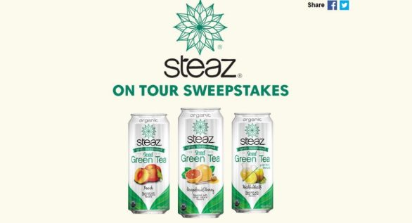 Live Nation Steaz On Tour Sweepstakes