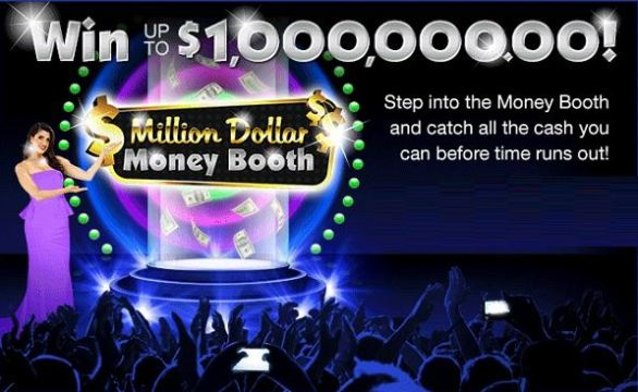 PCH Million Dollar Money Booth Giveaway Sweepstakes No  18000