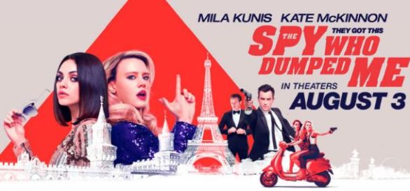 Ryan Seacrest's The Spy Who Dumped
