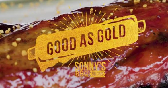 Sonny's Good as Gold Sweepstakes