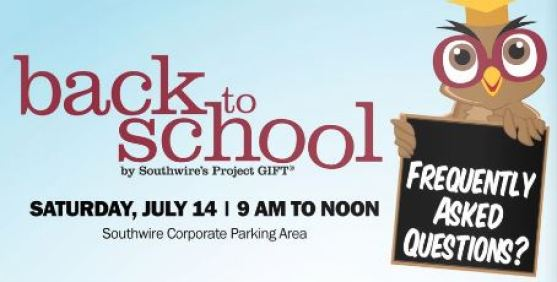 Southwire School Supply Giveaway