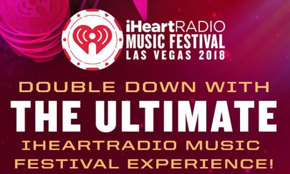 iHeartRadio Music Festival Experience Sweepstakes