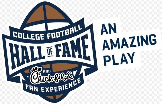 Chick Fil A College Football Hall of Fame Giveaway