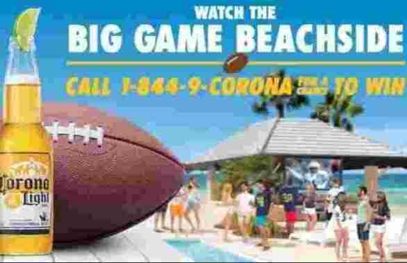 Corona-Find-Your-Gameday-Beach-Sweepstakes