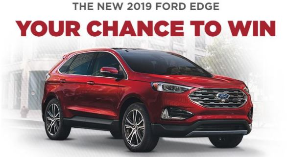 Costco Win a 2019 Ford Edge Contest