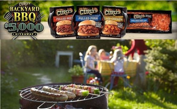 Curly's Backyard BBQ Giveaway