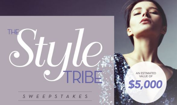 Layers of Loyalty Style Tribe Sweepstakes