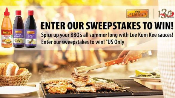 Lee Kum Kee Endless Summer Sweepstakes
