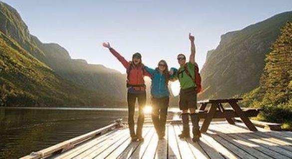 Parks Canada Discover Canada Contest