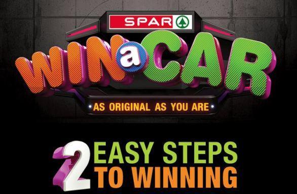 SPAR Win a Car Competition