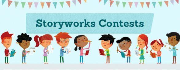 Storyworks.scholastic.com Contest