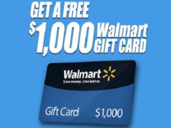 WalMart Canada Survey Sweepstakes