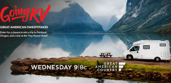DISH GAC's Going RV Great American Sweepstakes
