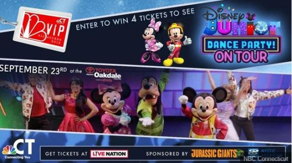 Disney Junior VIP Ticket Sweepstakes