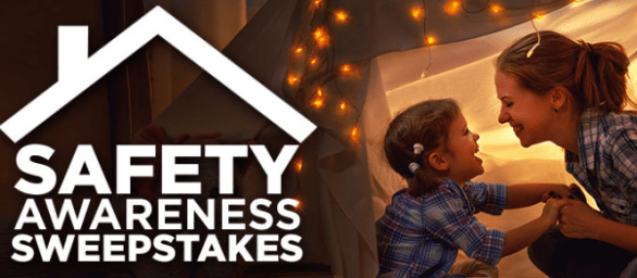 First Alert Store's Home Safety Awareness Sweepstakes