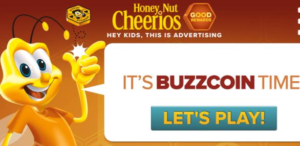 Honey Nut Cheerios Good Rewards Sweepstakes