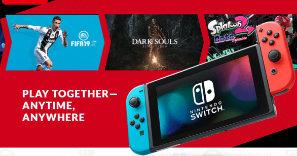 My Nintendo Switch Games with an Edge Sweepstakes