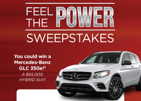 Raymour & Flanigan Come Feel The Power Sweepstakes