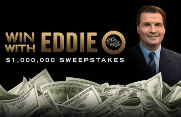 Breeders Cup Win With Eddie O Sweepstakes