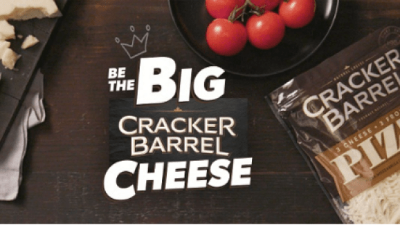 Food Network Be The Big Cheese Contest