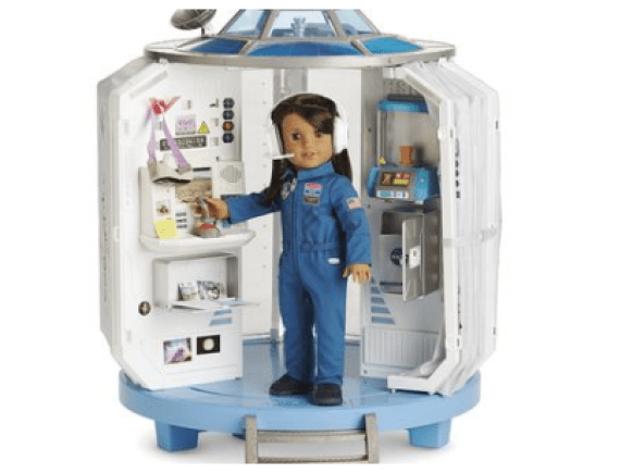 Good Housekeeping Space Girl Sweepstakes