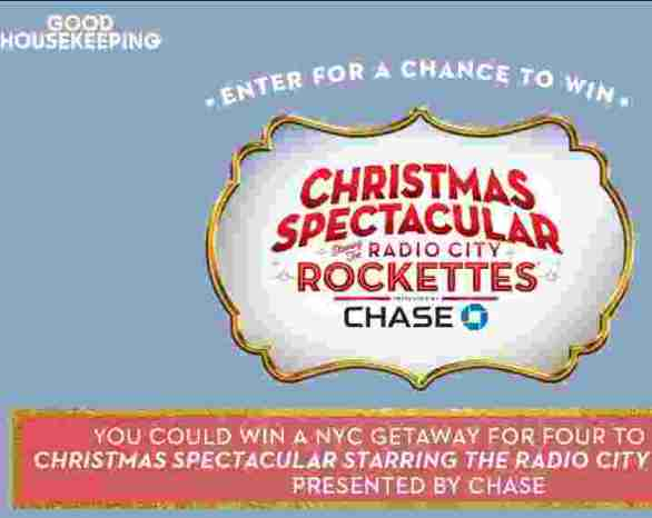 GoodHousekeeping-NYC-Rockettes-Sweepstakes