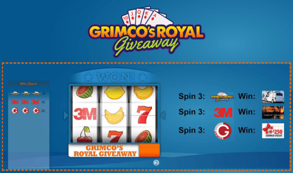 Grimco Royal Giveaway