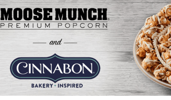 Harry and David Moose Munch Cinnabon Sweepstakes