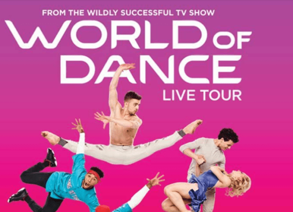 NBC 5 World of Dance Tour Sweepstakes