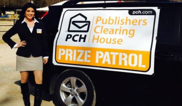 PCH Prize Patrol Pay Day Sweepstakes