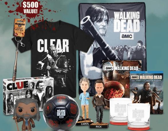Shop The Walking Dead Season 9 Sweepstakes