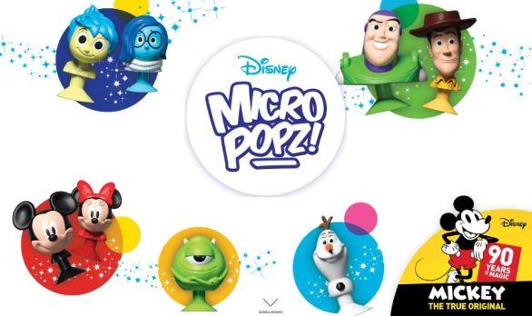 Dischem Disney Micropopz Competition
