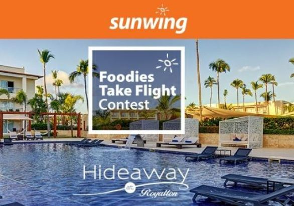 FoodNetwork-Sunwing-Contest