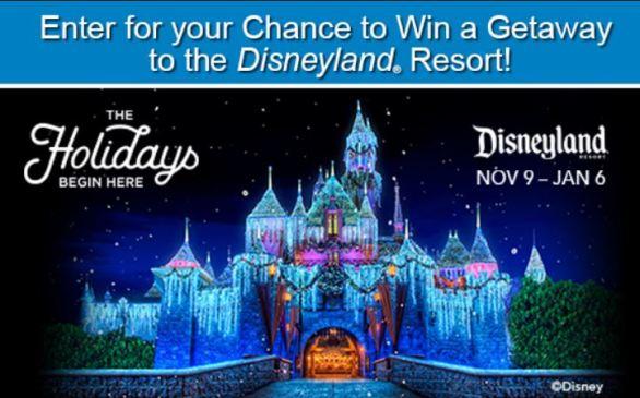Foxla Disneyland Contest