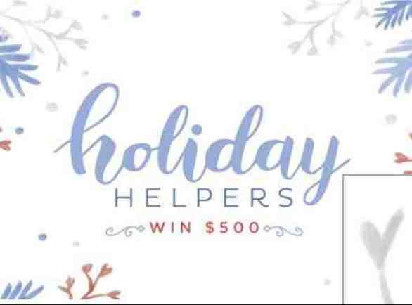 HGTV-Magazine-Holiday-Helpers-Sweepstakes