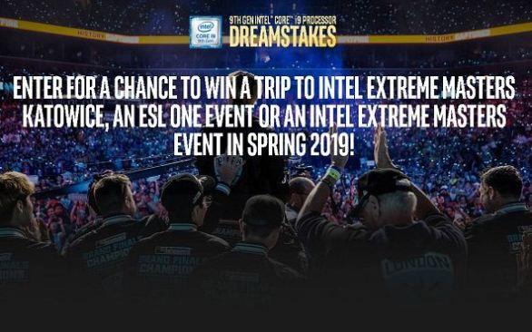 Intel Dreamstakes Contest