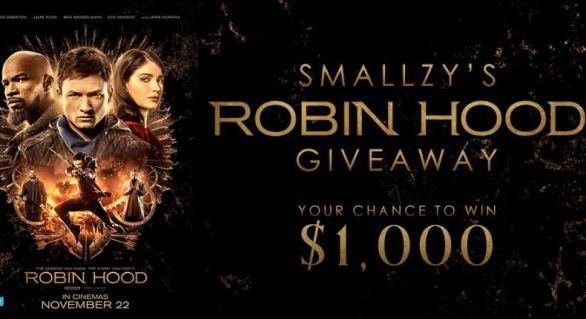 Nova100 Smallzy's Robin Hood Competition