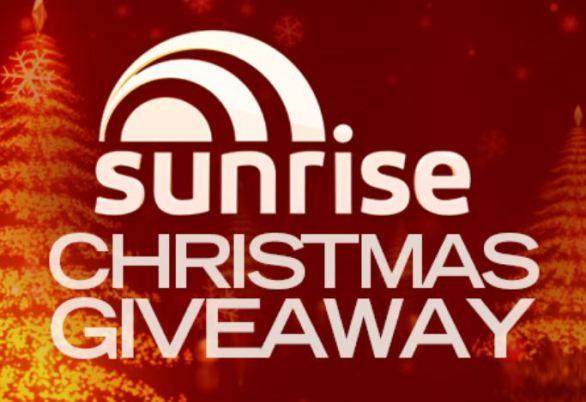 Sunrise Christmas Competition