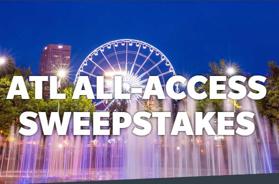 ATL Super Bowl 53 All Access Sweepstakes