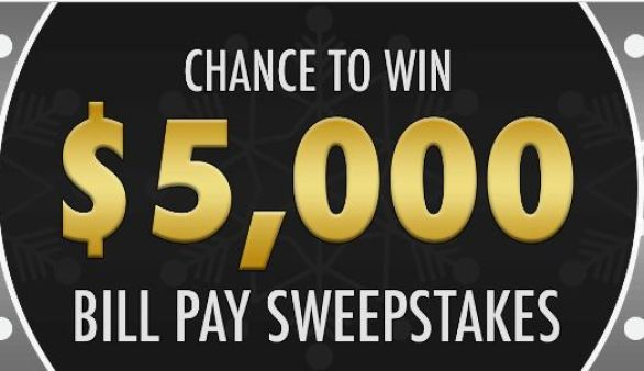 American Bank Bill Pay Sweepstakes
