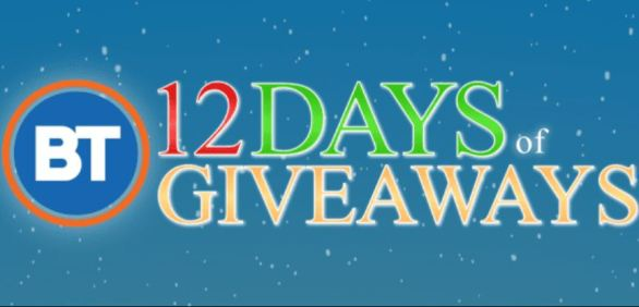 BT Montreal 12 Days of Giveaways Contest